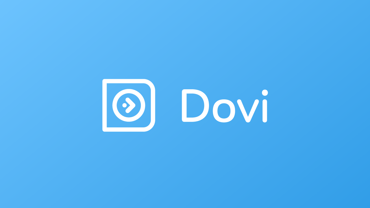 Image of project Dovi, custom videos, automated process.